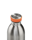 24 bottles | Gourde Inox Urban 250ml - Steel