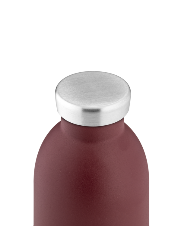 24 Bottles | Thermos Inox Clima Isotherme 500ml - Country Red