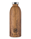 [24B-113] 24 Bottles | Thermos Inox Clima Isotherme 850ml - Sequoia Wood