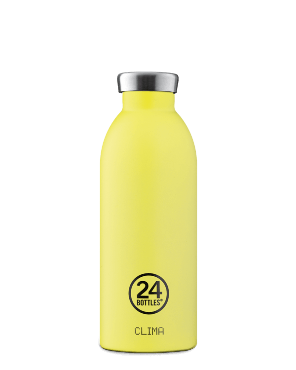 24 Bottles | Thermos Inox Clima Isotherme 500ml - Citrus