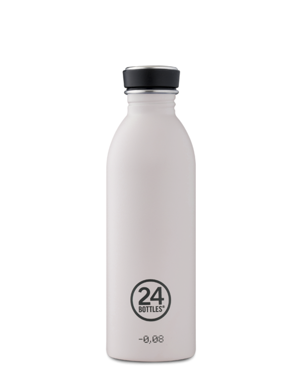 [24B-146] 24 Bottles | Gourde Inox Urban 500ml - Gravity Stone